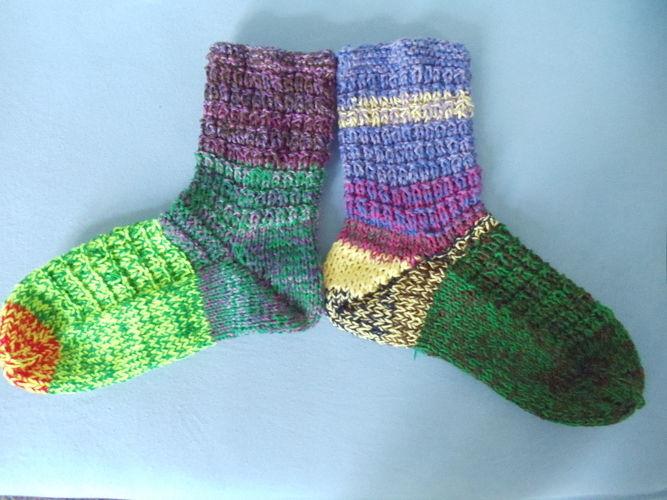Makerist - Socken - Strickprojekte - 3