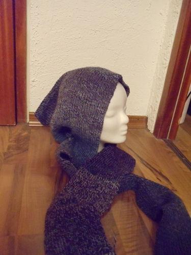 Makerist - Kapuzenschals - Strickprojekte - 2