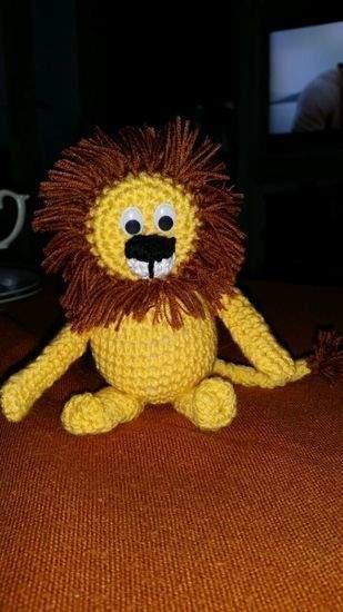 Mein Löwe