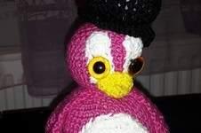 Makerist - Ein pinguin der besonderen Art - 1
