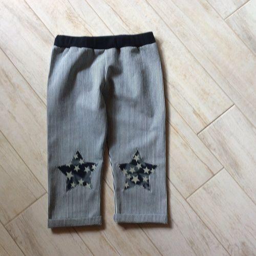 Makerist - Jeans mit Sternen für Enkel - Nähprojekte - 1