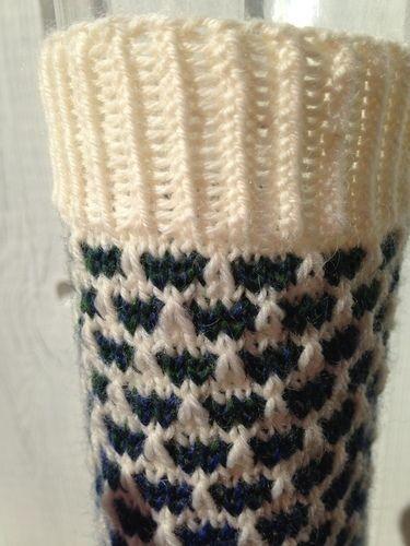 "Makerist - Socke ""Tanja"" - Strickprojekte - 2"