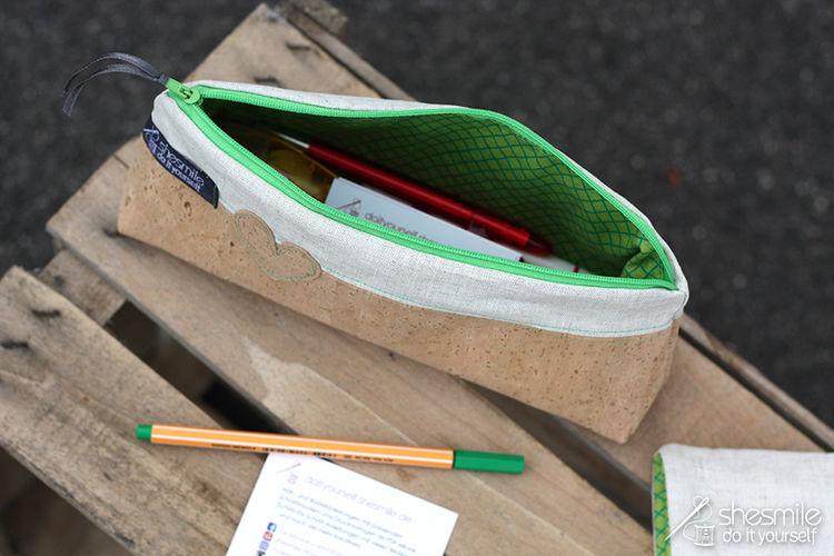 Makerist - Stiftemäppchen Lotta - Nähprojekte - 2