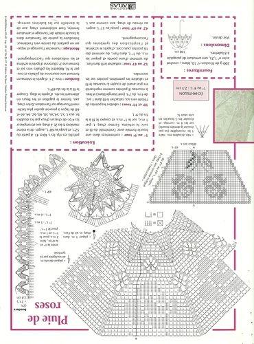 Makerist - ombrelle mariage - Créations de crochet - 3