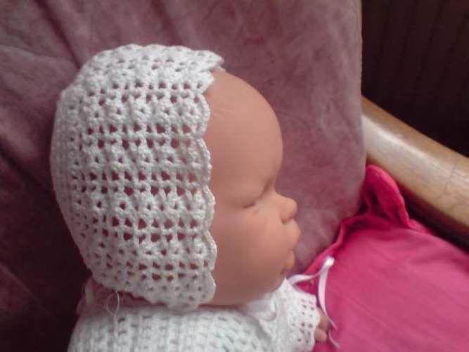 Makerist - robe de baptême - Créations de crochet - 2