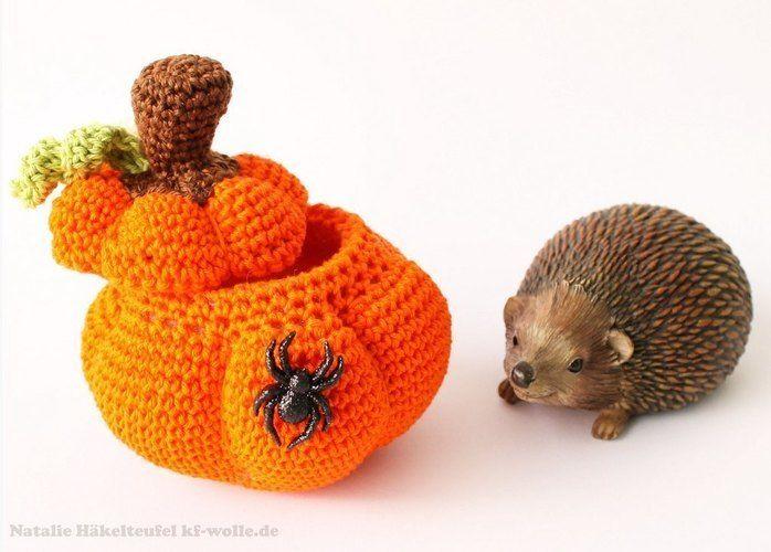 Makerist - Halloween Ideen - Häkelprojekte - 2