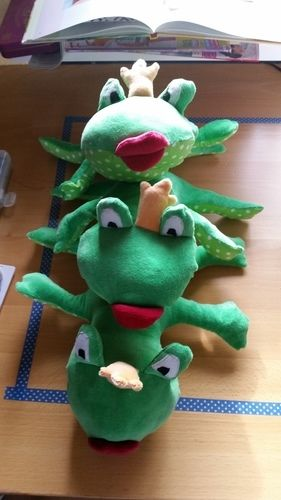 Makerist - Froschkönige - Nähprojekte - 1