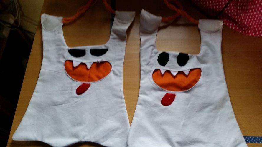 Makerist - Halloweentaschen - Nähprojekte - 2