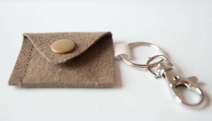 Makerist - Snappap Mini-Portemonnaie für den Einkaufswagen-Euro - Nähprojekte - 2