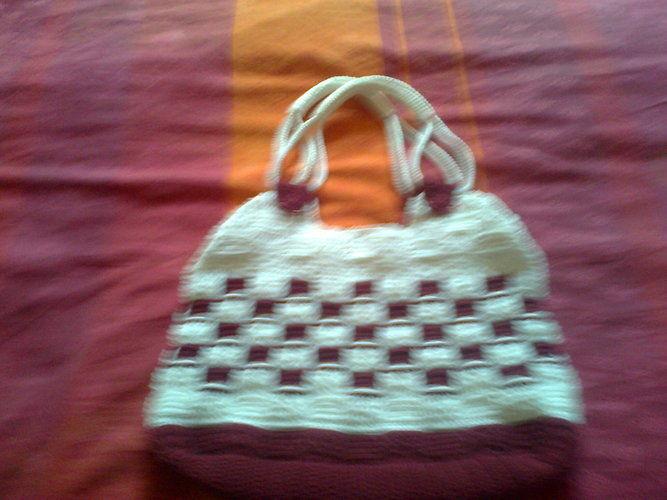 Makerist - sac à main  - Créations de crochet - 1