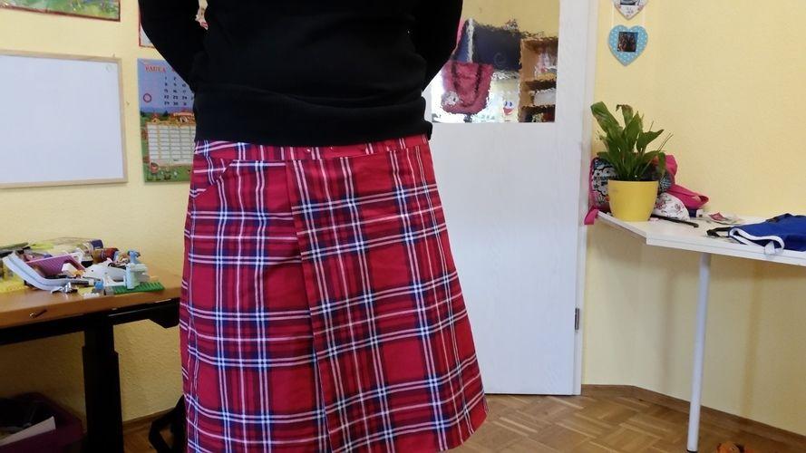 Makerist - Wenderock / Hüftschmeichler - Nähprojekte - 1