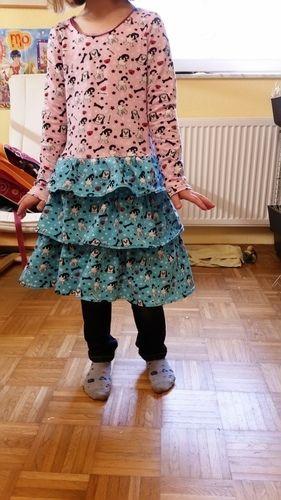 Makerist - Ballerinakleid - Nähprojekte - 1