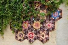 Makerist - Quilt in aussergewöhnlicher Form - 1