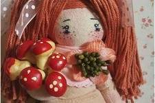 Makerist - Flora mini clothes doll fairy - 1