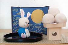 Makerist - Manga-Häschen für das Mondfest - 1