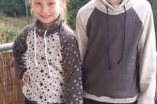 Makerist - Hoodies für meine Kinder  - 1
