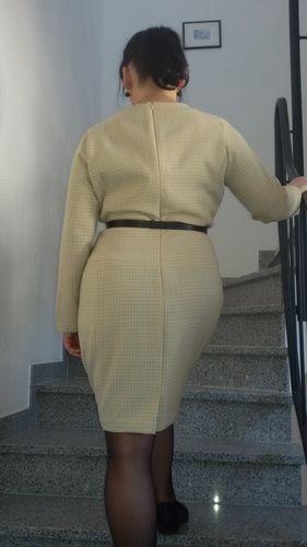 Makerist - Kleid von Vogue - Nähprojekte - 2