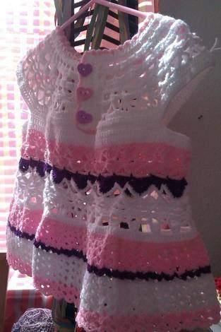Makerist - Kleid . Gr 134/140 fuer kinder - 1