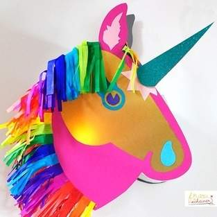 Makerist - Pferde Laterne - 1