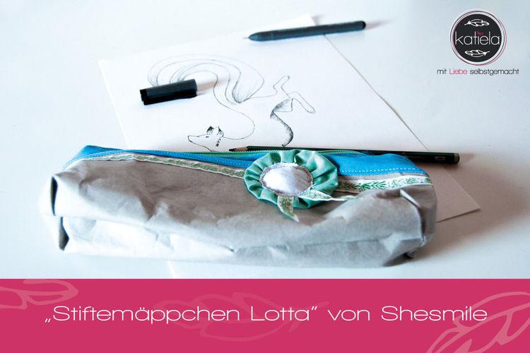 Makerist - Stiftemäpchen Lotta, es muss nicht immer Stoff sein - Nähprojekte - 2