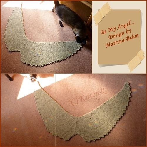 Makerist - Be My Angel... - Strickprojekte - 1