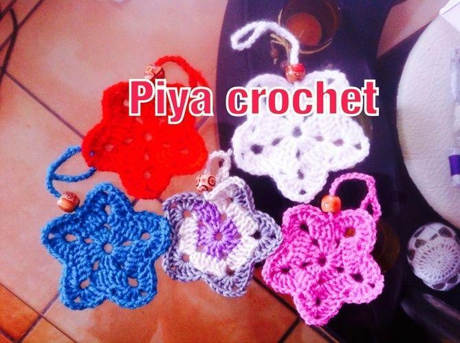 Makerist - Deco Noël Piya - Créations de crochet - 1