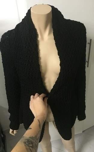 Makerist - Kimonojacke meine erste Strickjacke !! - 1