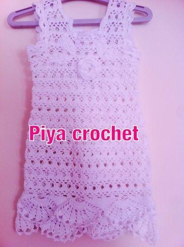 Makerist - Piya robe de fête  - Créations de crochet - 1
