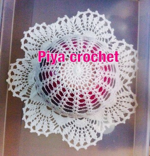 Makerist - Piya robe de fête  - Créations de crochet - 3