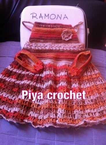 Makerist - Robe Piya - Créations de crochet - 2