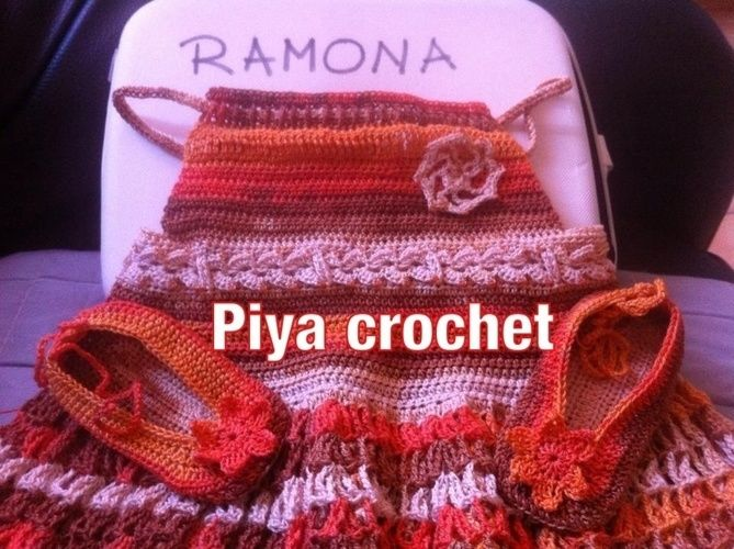 Makerist - Robe Piya - Créations de crochet - 3