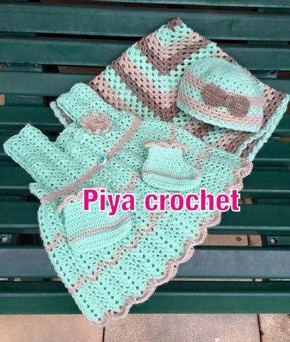 Makerist - Complet Piya - Créations de crochet - 1