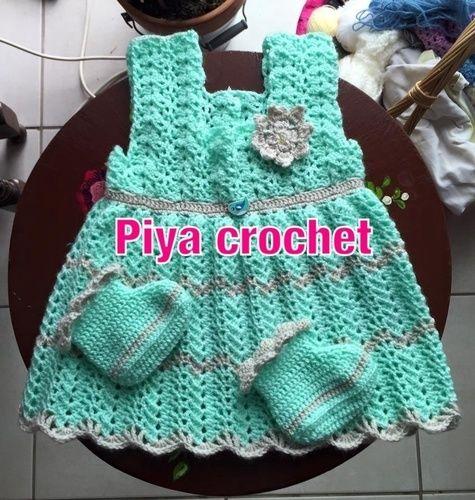 Makerist - Complet Piya - Créations de crochet - 2