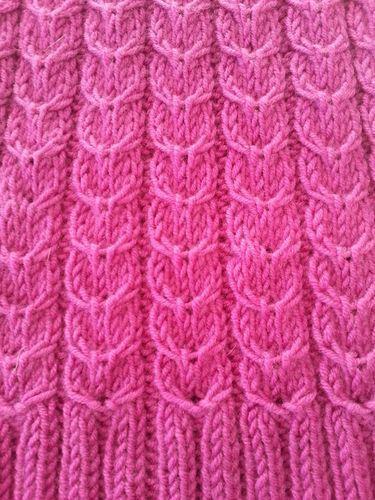 Makerist - Echarpe torsadée en laine mérinos - Créations de tricot - 3