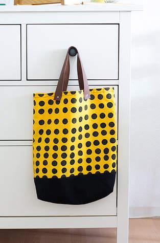 Tasche/Shopper nähen und bedrucken