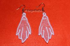 Makerist - Geister-Ohrringe leicht gemacht - 1