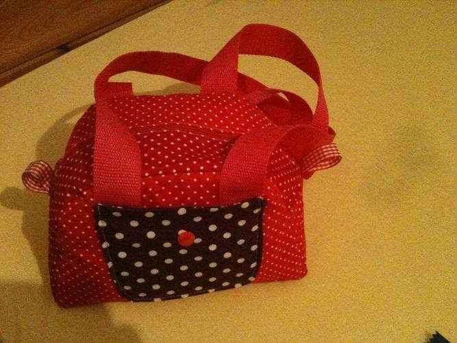 Makerist - Kindertasche,kleine Wochenendtasche - Nähprojekte - 1