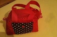 Makerist - Kindertasche,kleine Wochenendtasche - 1