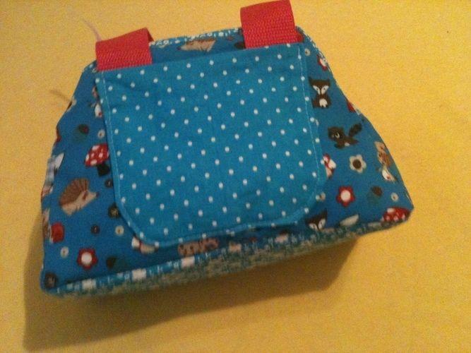 Makerist - Kindertasche,kleine Wochenendtasche - Nähprojekte - 2