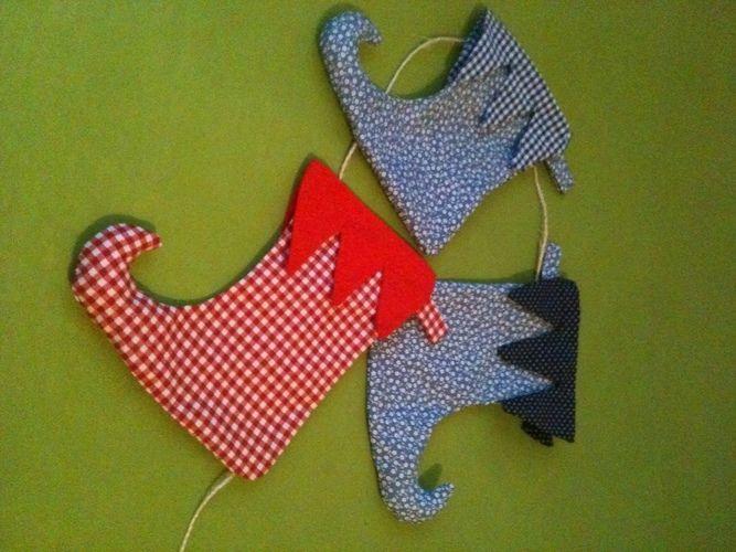 Makerist - Nikolausstiefel - Nähprojekte - 1