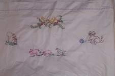 Makerist - drap pour lit de bébé en bois - 1