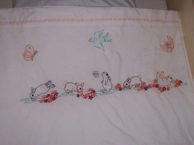 Makerist - drap pour lit de bébé en bois - Autres créations - 3
