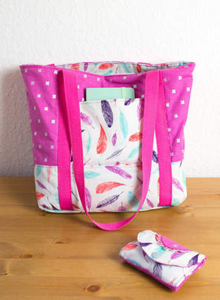 "Makerist - Handtasche ""Svea"" - 1"