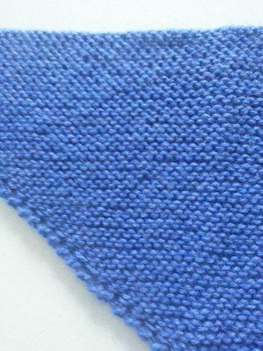 Makerist - Châle Trendy en baby alpaga tricoté à la main - Créations de tricot - 2