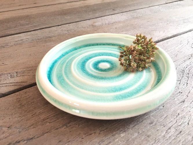 Makerist - Porzellan in Seegras - DIY-Projekte - 1