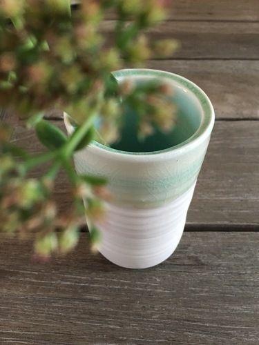 Makerist - Porzellan in Seegras - reloaded - DIY-Projekte - 1