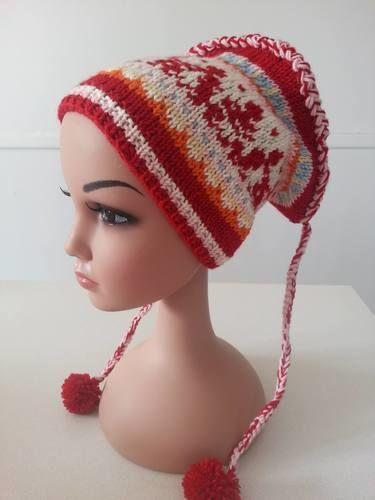 Makerist - Bonnet pour bébé fait main en laine et cachemire - Créations de tricot - 1