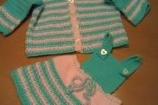 Makerist - Kleidchen und Jäckchen - 1