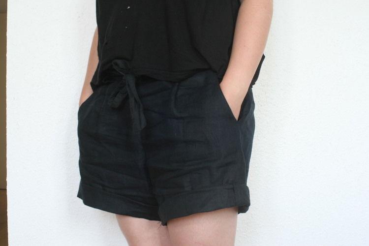 Makerist - Leinen Shorts - Nähprojekte - 1