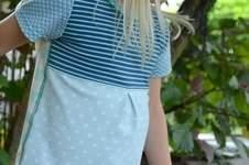 """Makerist - Mädchen Tshirt frei nach """"Leo"""" - 1"""